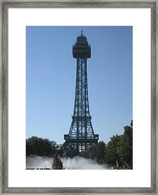 Kings Island - 12124 Framed Print by DC Photographer