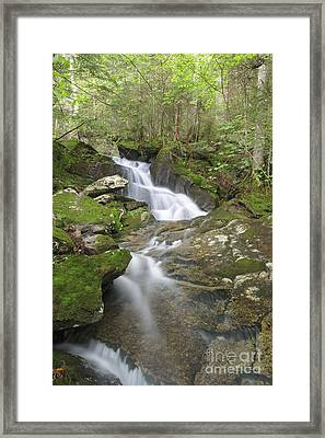 Kinsman Notch - Woodstock New Hampshire Framed Print by Erin Paul Donovan