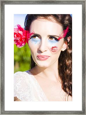 Kiss Framed Print by Jorgo Photography - Wall Art Gallery