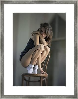 Kris Framed Print by Pavel Kiselev