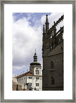 Kutna Hora. Framed Print