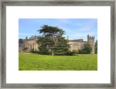 Lacock Abbey Framed Print by Joana Kruse