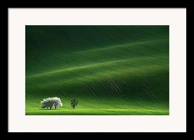 Moravia Framed Prints