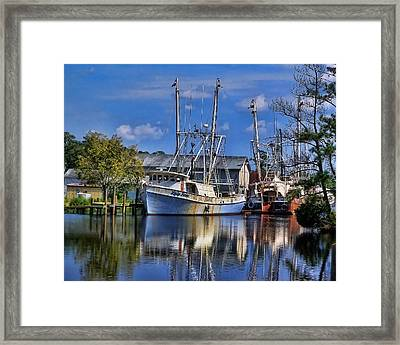 Framed Print featuring the photograph Lady Helen by Victor Montgomery