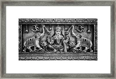 Lakshmi  Framed Print by Tim Gainey