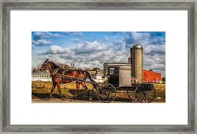 Lancaster Pennsylvania's Best Framed Print
