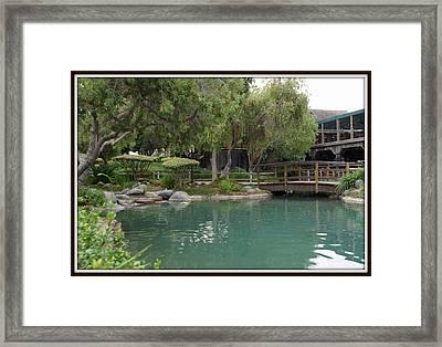 Landscape Framed Print by JJ Cross