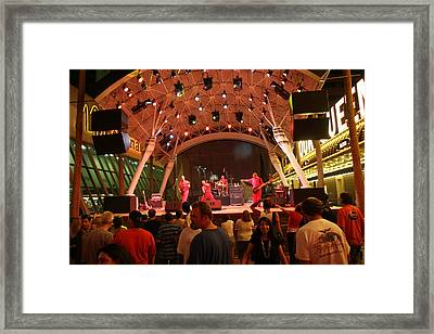 Las Vegas - Fremont Street Experience - 121211 Framed Print by DC Photographer