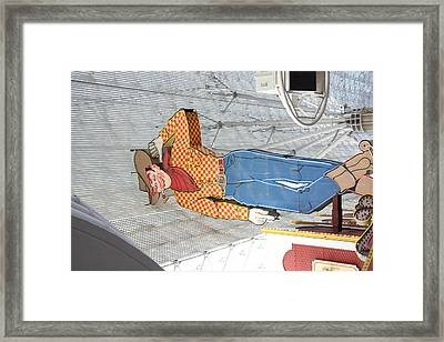 Las Vegas - Fremont Street Experience - 12127 Framed Print by DC Photographer