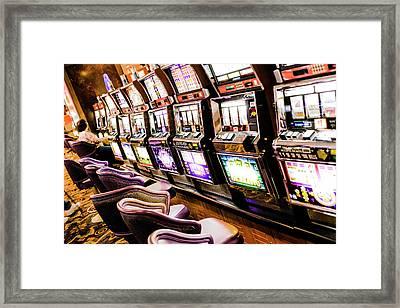 Las Vegas, Nevada, United States Framed Print