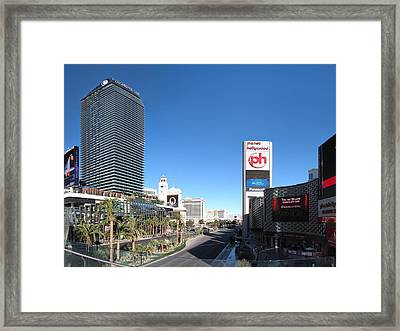 Las Vegas - The Srip - 12121 Framed Print by DC Photographer