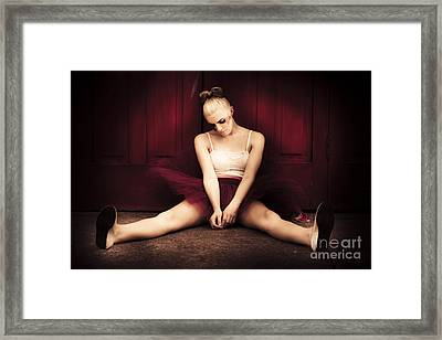 Last Dance Framed Print by Jorgo Photography - Wall Art Gallery