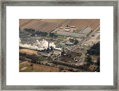 Lasuca Sugar Mill Framed Print