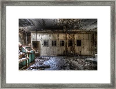 Laundry Room Framed Print