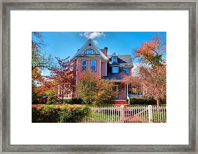 Leesburg House I Framed Print by Steven Ainsworth