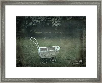 Left Behind Framed Print by Bruce Stanfield