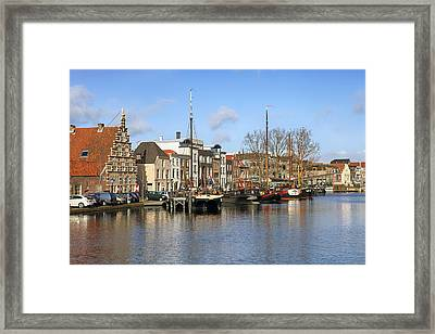 Leiden Framed Print
