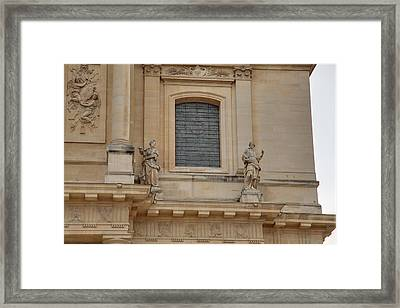Les Invalides - Paris France - 01133 Framed Print by DC Photographer