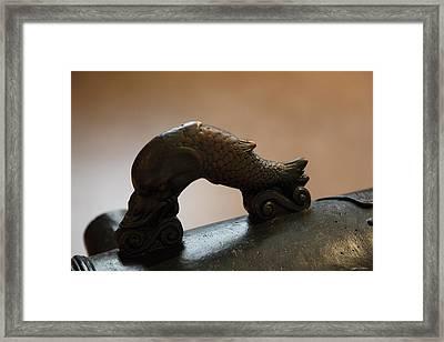 Les Invalides - Paris France - 01135 Framed Print by DC Photographer