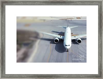 Let's Fly Framed Print by Greg Bajor