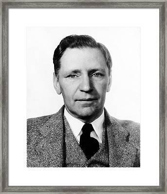Lewis Heilbrunn Framed Print