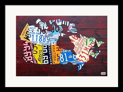 Yellowknife Framed Prints