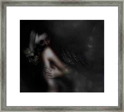 Life Death And Dying Framed Print by David Fox