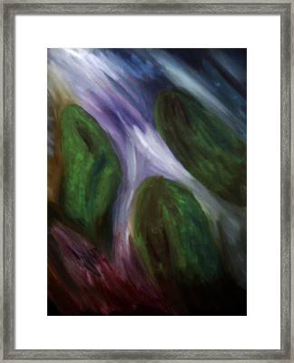 Life Under The Sea Framed Print by Bamhs Blair