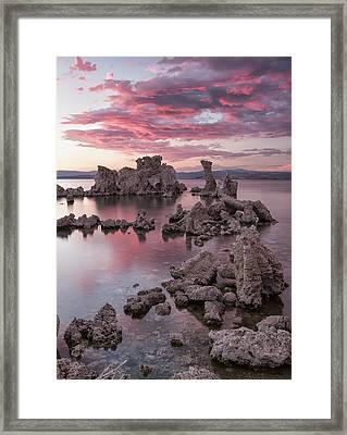 Listen To The Sound Framed Print by Jon Glaser