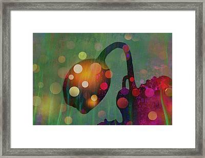 Loopy Loo Framed Print by Shirley Sirois
