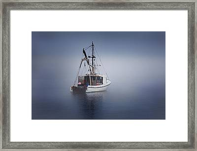 Lost Framed Print by Bill Wakeley