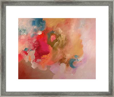 Lost Symphony Framed Print by Linda Monfort