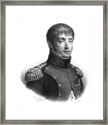 Louis Bonaparte (1778-1846) Framed Print