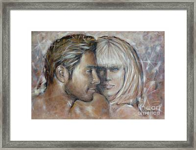 Love Is In The Air 260709 Framed Print
