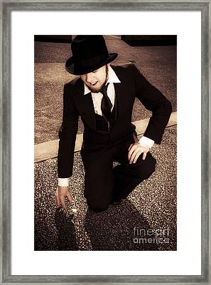 Luck Of Discovery And Good Fortune Framed Print by Jorgo Photography - Wall Art Gallery