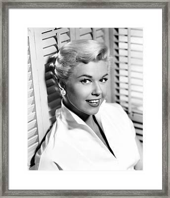 Lucky Me, Doris Day, 1954 Framed Print by Everett