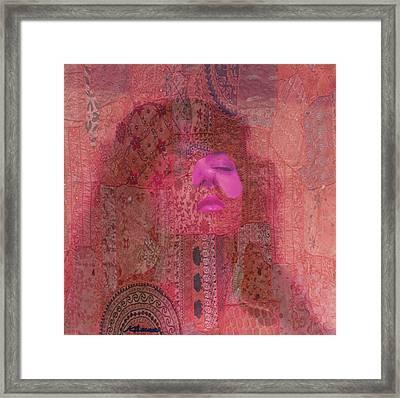 Lucy Lucid Framed Print