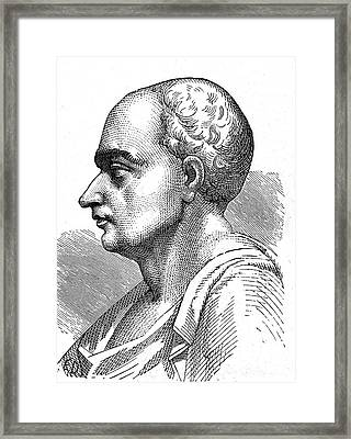 Luigi Galvani Framed Print by Collection Abecasis