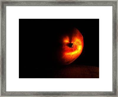 Mango After Dark Framed Print