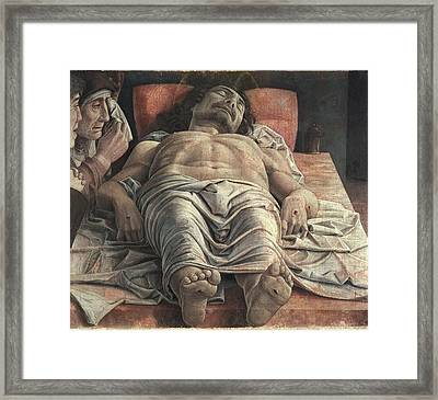 Mantegna, Andrea 1431-1506. The Framed Print by Everett