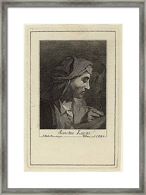 Marco Alvise Pitteri After Giovanni Battista Piazzetta Framed Print by Quint Lox