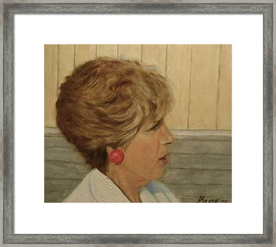 Margaret G. Pope Framed Print