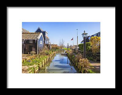 Noord Holland Framed Prints