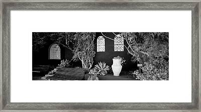 Marrakech, Morocco Framed Print