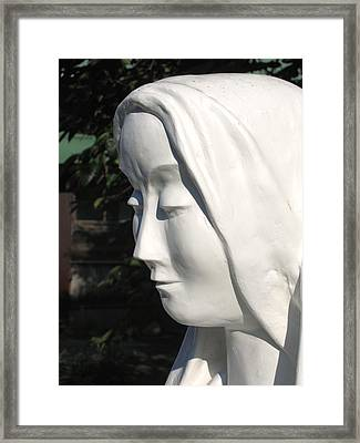 Mary 2009 Framed Print
