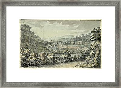 Matlock Bath Framed Print by British Library