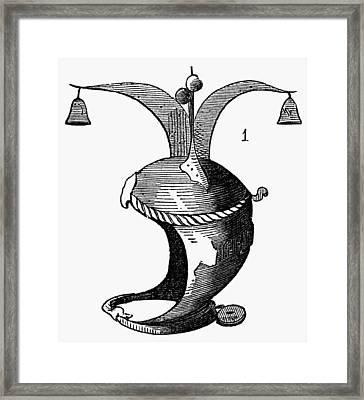 Medieval Punishment Framed Print