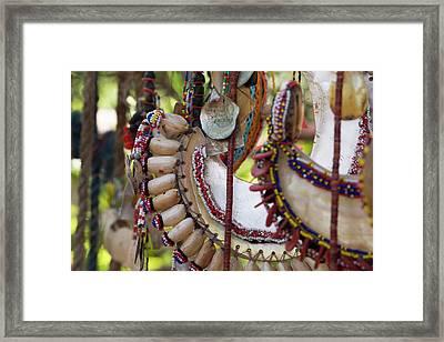 Melanesia, Papua New Guinea, Dobu Island Framed Print by Cindy Miller Hopkins