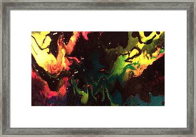 Melting Framed Print by Lisa Williams