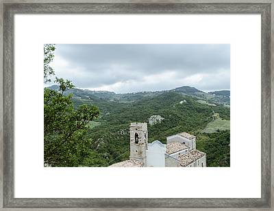 Memories Framed Print by Andrea Mazzocchetti